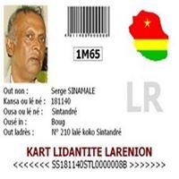 Kart Lidantité Larénion